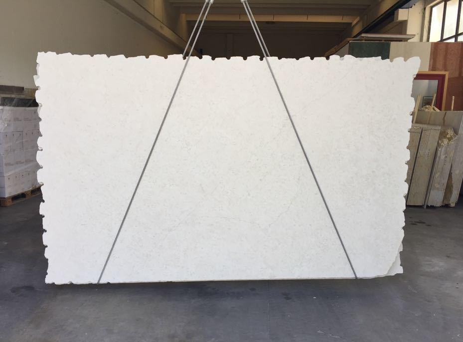 Italy White Marble Slabs