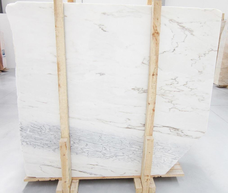 Portugal White Marble Slabs