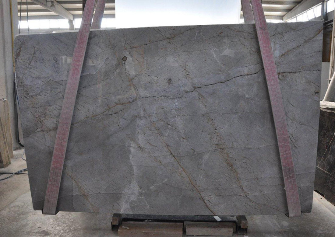 Grey Marble Slab Photo Albums