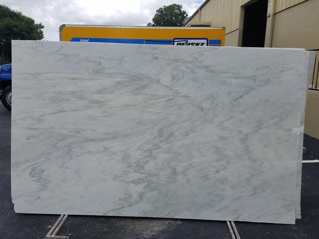 Alabama White Marble Slabs