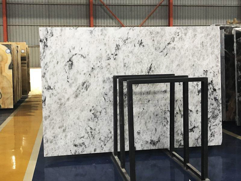 Princess White Onyx Slabs