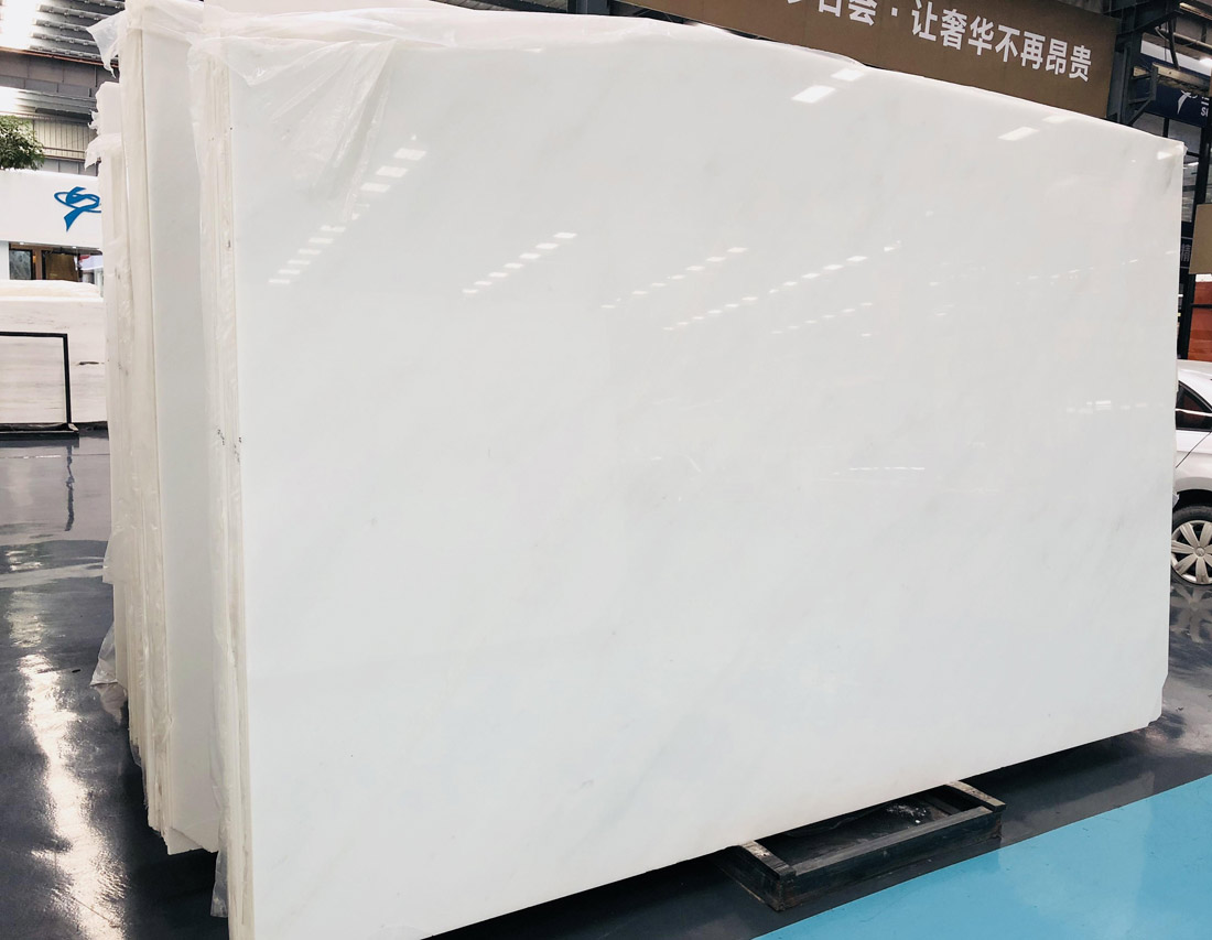 Pure White Onyx Slabs Chinese Onyx Supplier Luxuxry Onyx Slabs