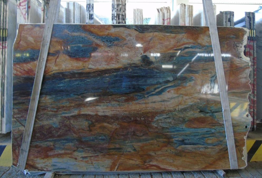 Oasis Quartzite Slabs