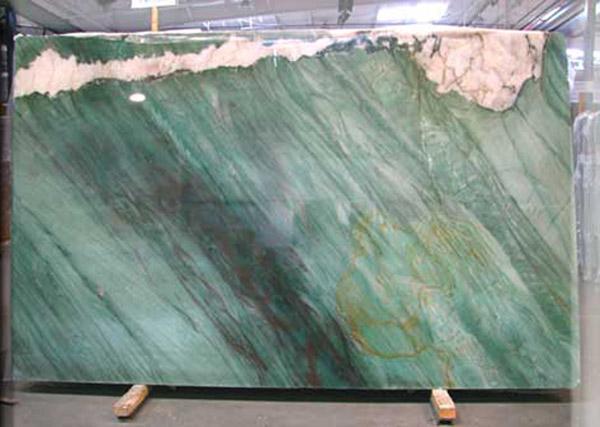 Ocean Wave Quartzite Slabs 2cm Brazil Green Quartzite Slabs