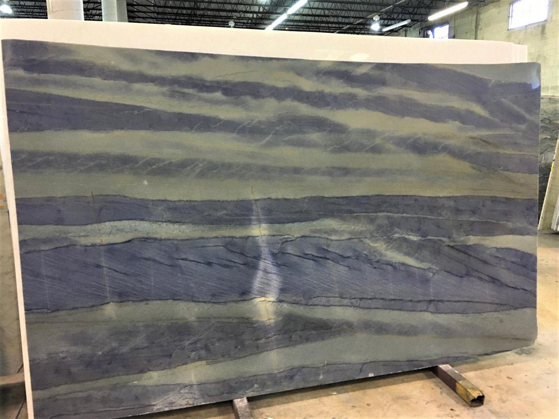 Blue Macaubas Quartzite Slabs