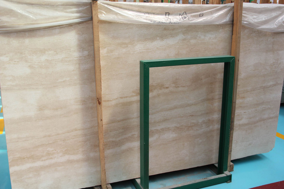 Navona Travertine Slabs