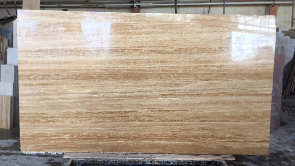Iran Travertine Slabs