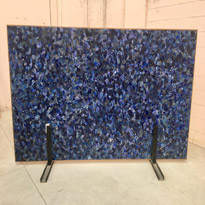 Blue Agate Slabs