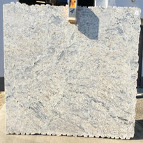 White Ice Granite Slabs
