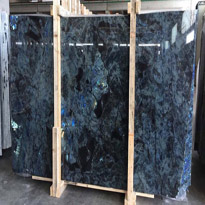 Labradorite Blue Granite Slabs