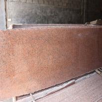 Tianshan Red Granite Slabs