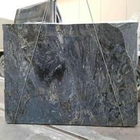 Exotic Blue Granite Slabs