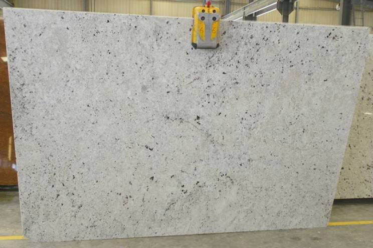 Colonial White Granite Slab India Granite Colonial White