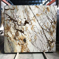 Roma Imperial Marble Slabs