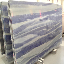 Azul Boquira Marble Slabs