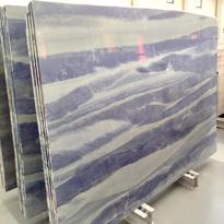 Azul Boquira Marble Slabs