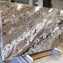 Chocolate River Quartzite Slabs
