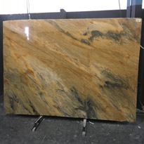 Giallo Senna Quartzite Slabs
