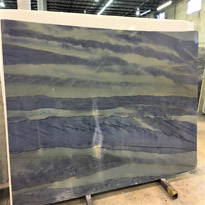 Blue Macaubas Quartzite Slabs