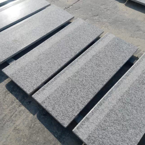G603 Granite Stairs