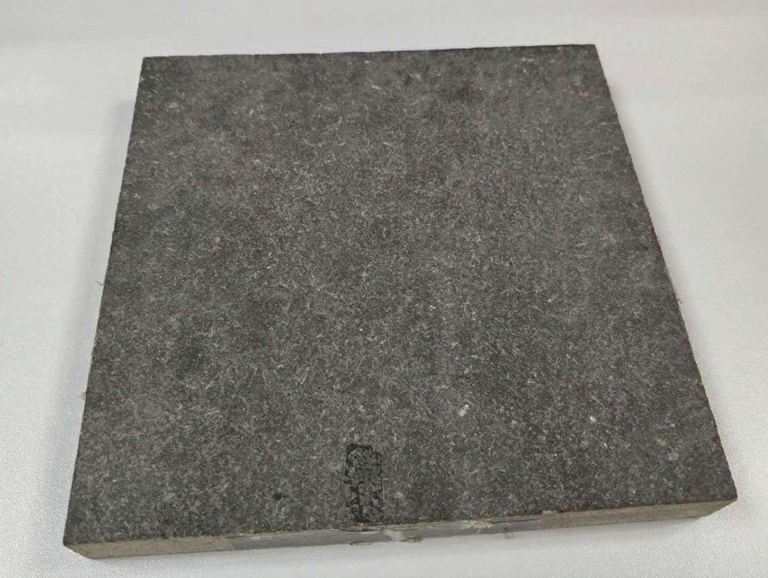 New Black Pearl Basalt G684 Flamed Tiles