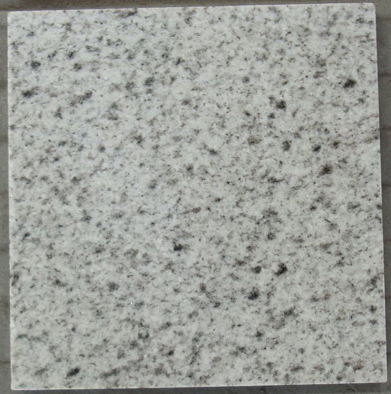 Bethel White Granite Tiles Polished Flooring Tiles