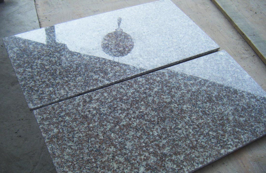G664 Granite Tiles for Flooring and Wall Tiles