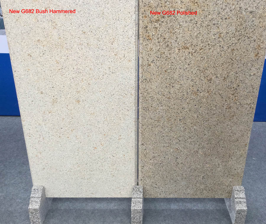 New G682 Granite Tiles China Granite Wall Tiles
