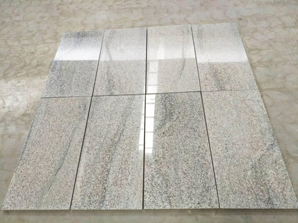 Shanshui White Granite Tiles