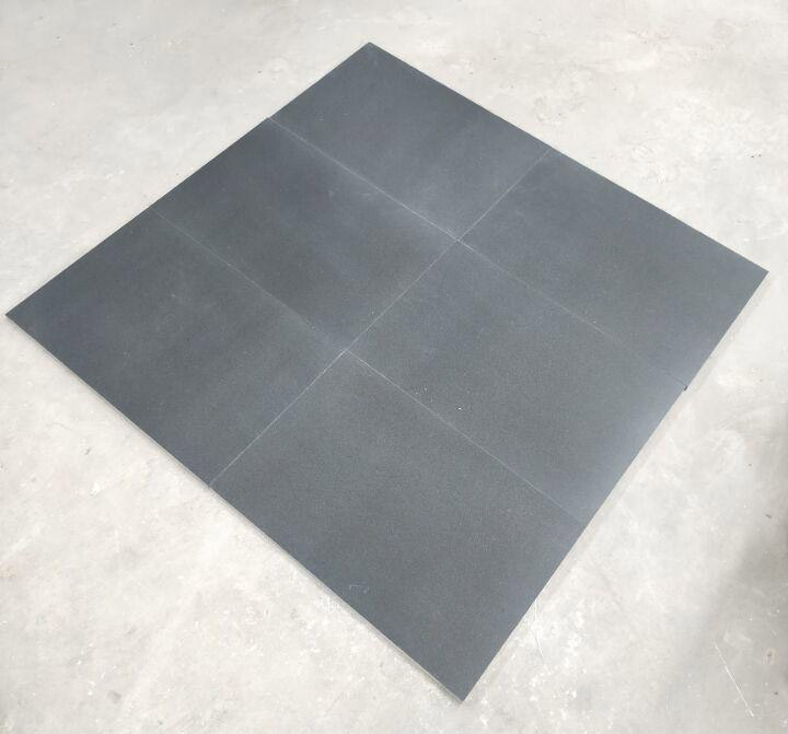 Shanxi Black Honed Tiles