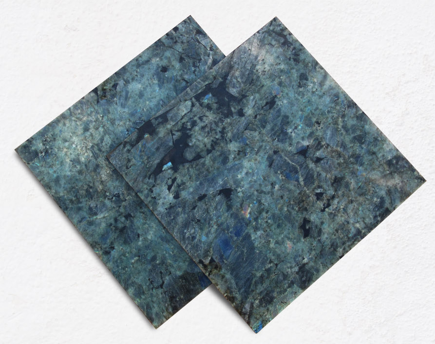 Labradorite Blue Granite Tiles