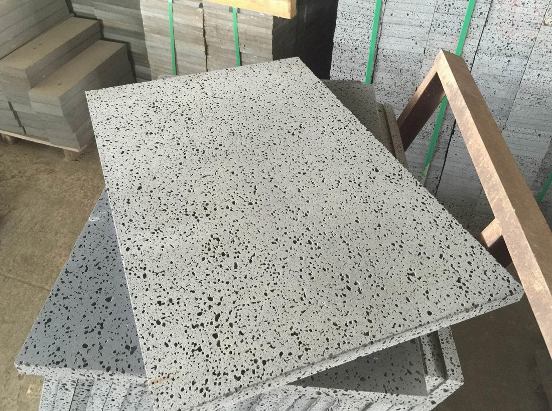 Chinese Lava Stone Tiles