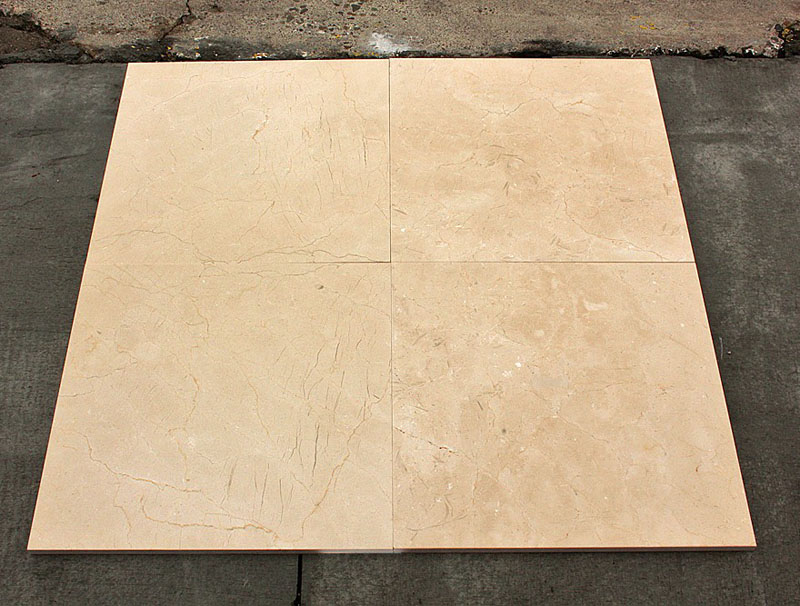 Crema Marfil Marble Tiles for Flooring and Wall