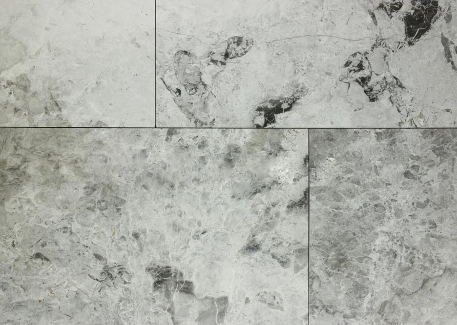 Valensa Grey Marble Tiles