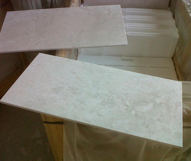 Vanilla Marble Tiles