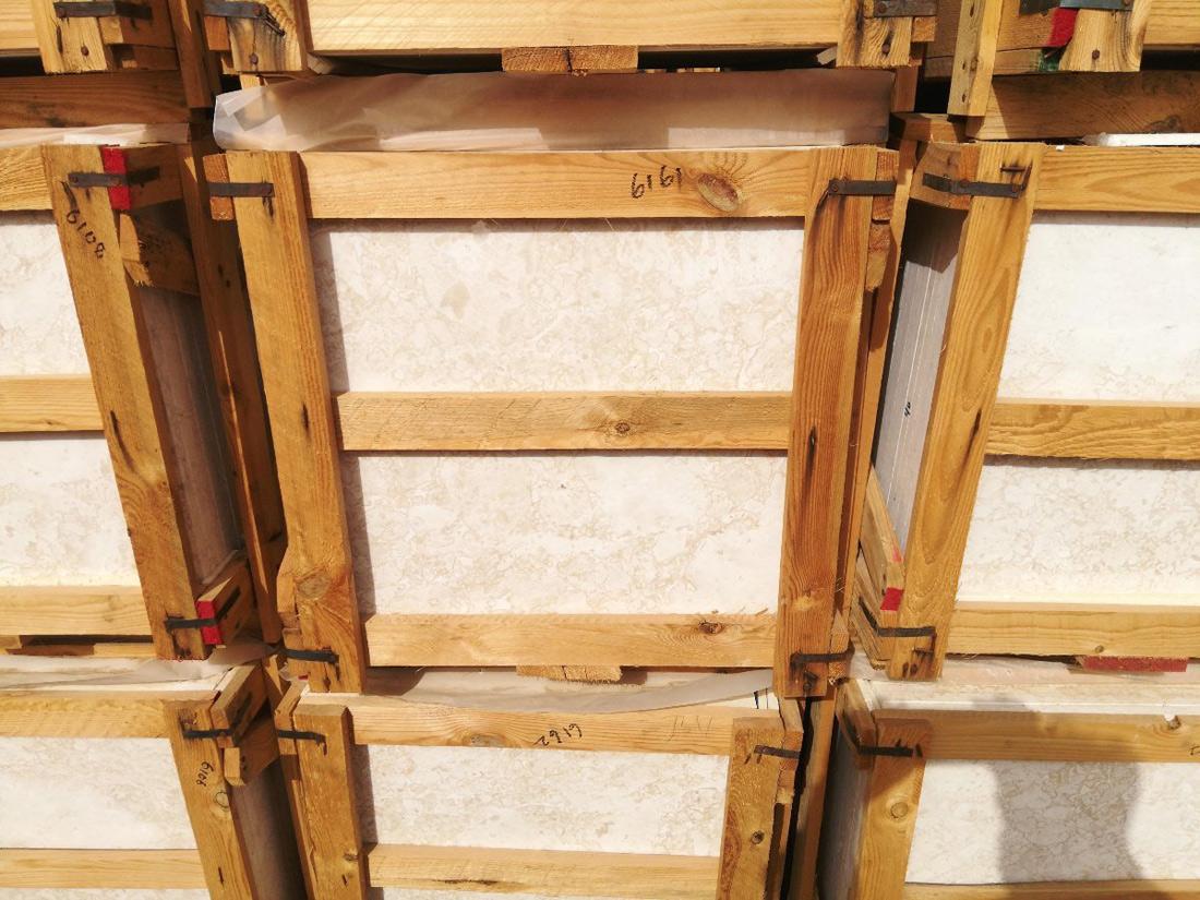Omani Beige Marble Tiles