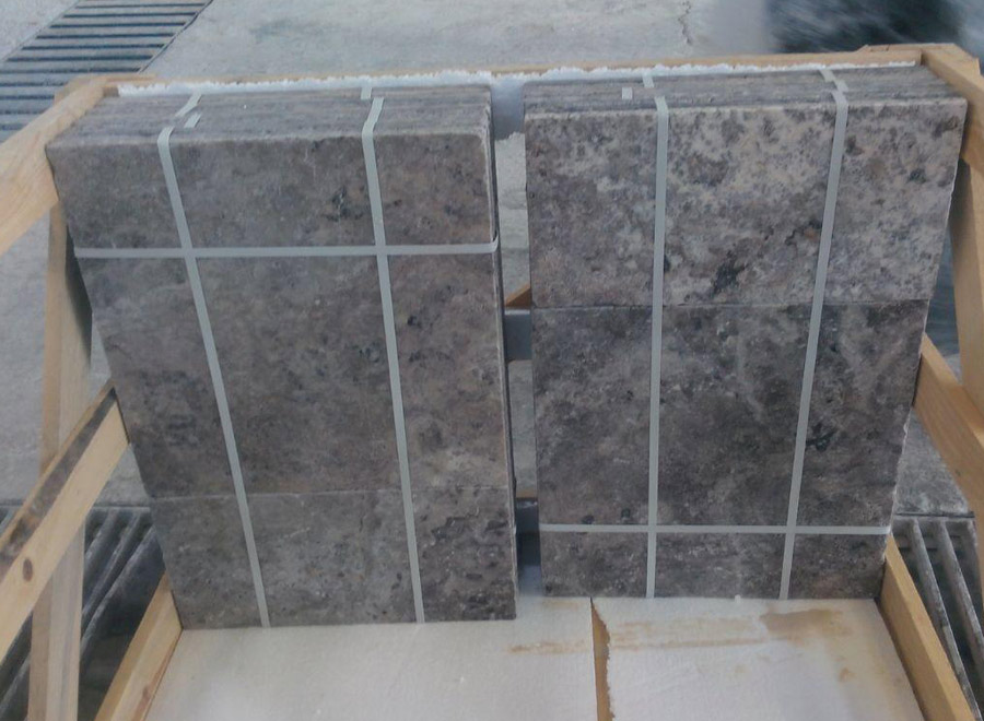 Silver Marble Tiles