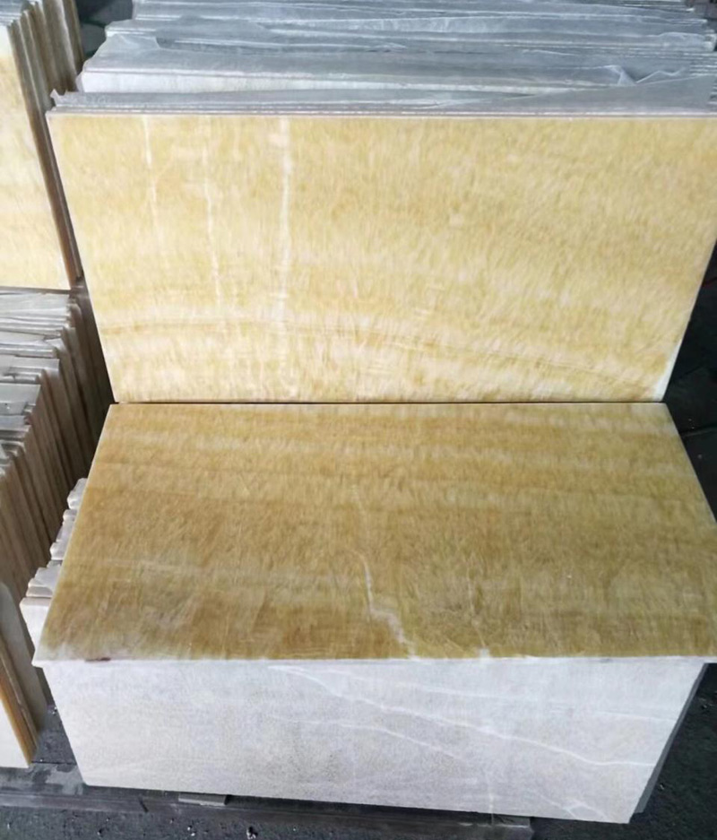 Honey Onyx Thin Tiles 1cm
