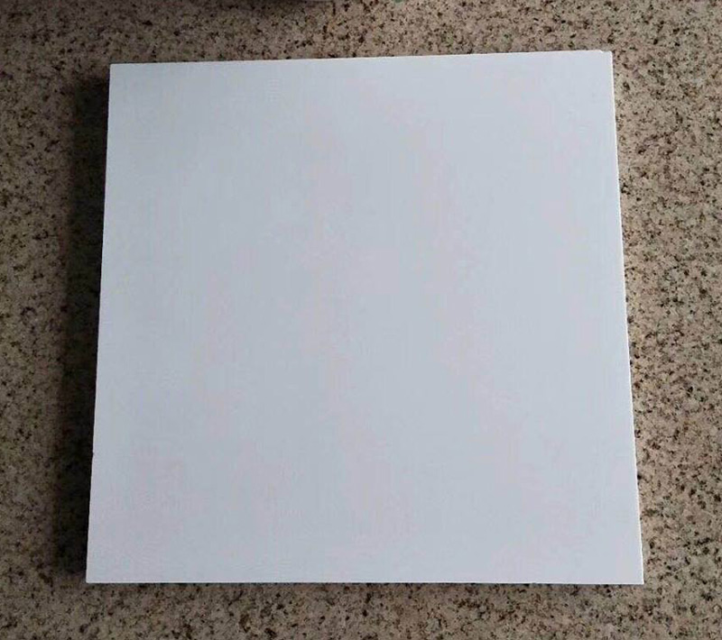 Pure White Quartz Tiles