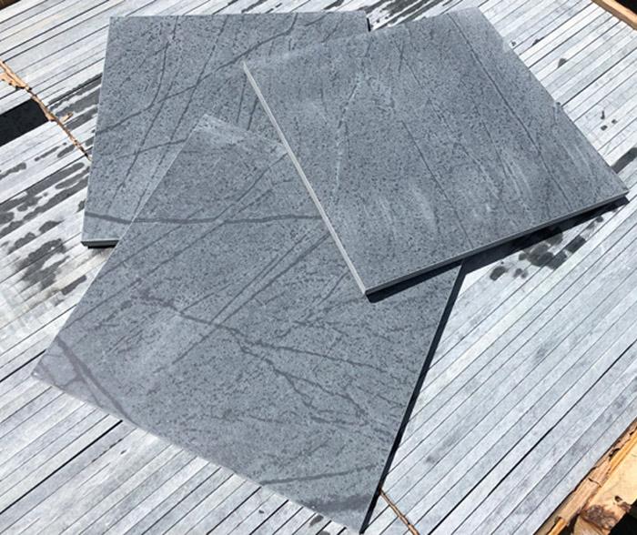 Soapstone Flooring Tiles