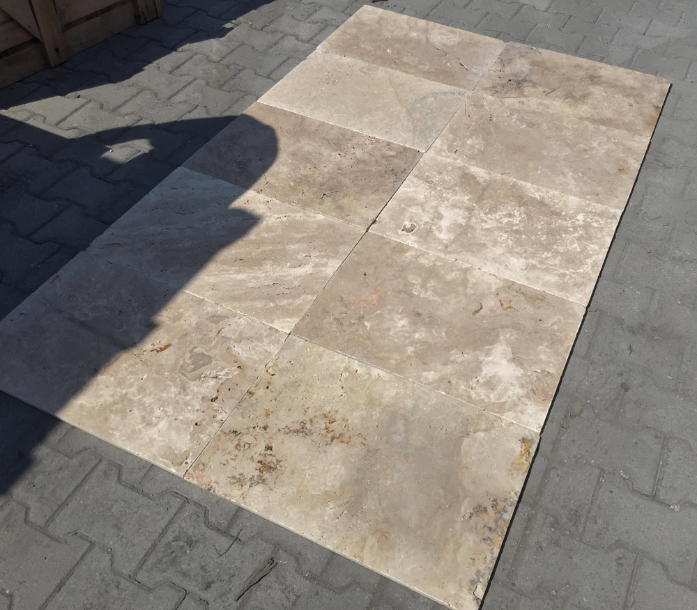 Minorca Travertine Tiles