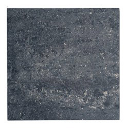 Black Travertine Floor Tile