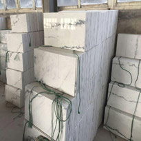 White Marble Tiles 305x610x10mm