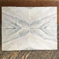 Rosa Blue Marble Tiles
