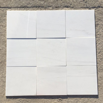 Bianco Dolomiti Marble Tiles