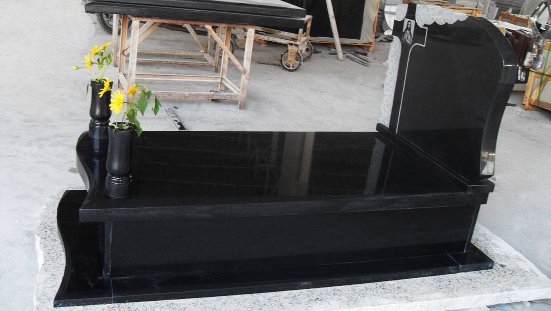 Shanxi Black Granite Monuments