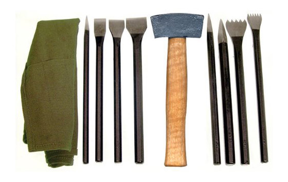Craft Stone Carving Tools