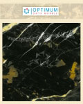 Marble Tiles Black and Gold