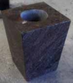 Paradiso Granite Polished Square Vases