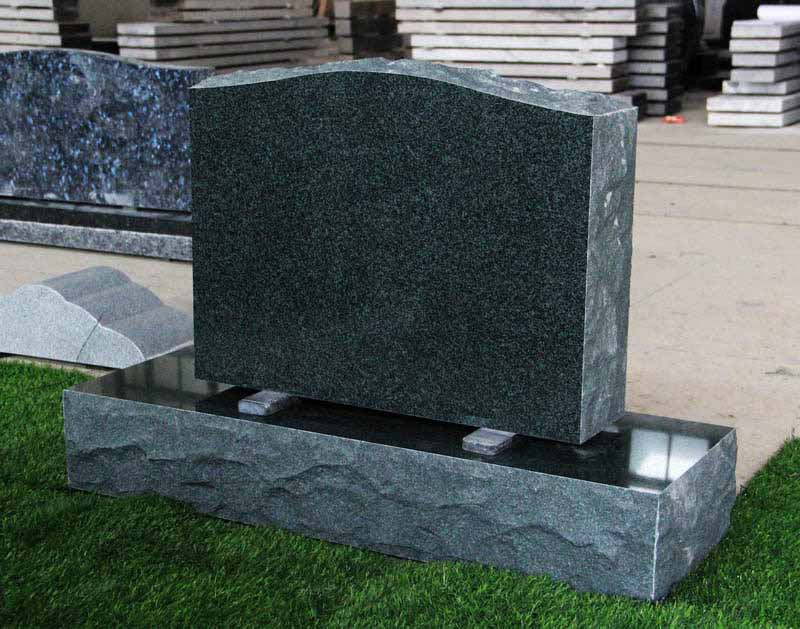 Evergreen Granite American Upright Die and Base Mo